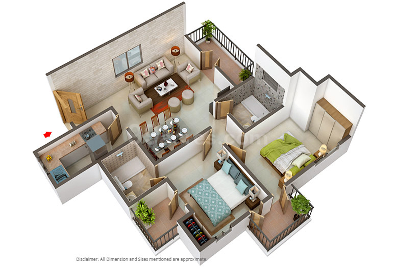 Dlf Alameda In Sector 73 Gurgaon Ready To Move 3 4 Bhk