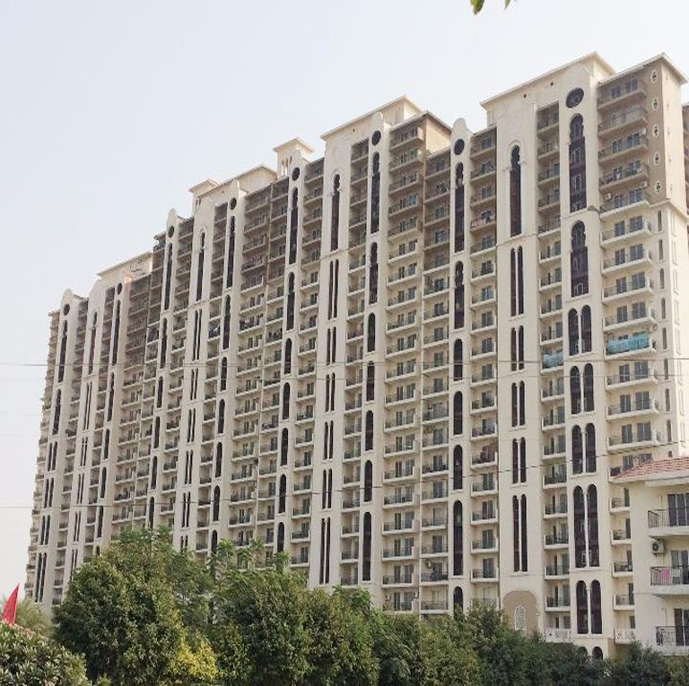 DLF New Town Heights Town Houses
